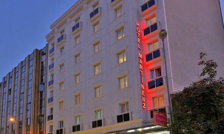 イスタンブール ホテル